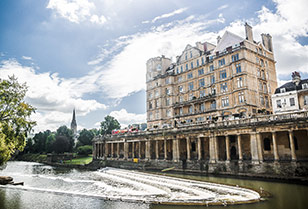 Bath based serviced apartments
