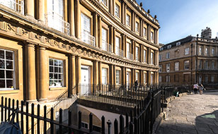 Serviced apartments Bath